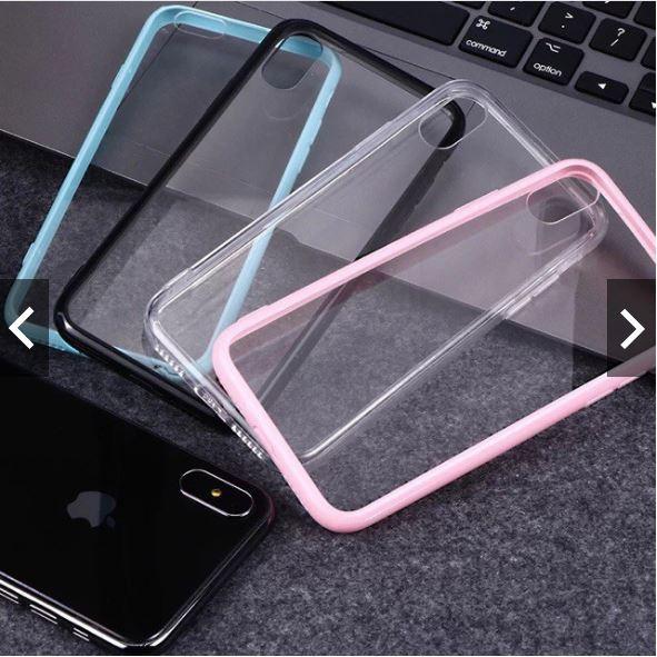 Ốp trơn chống ố đủ màu ( Sll inbox ) - Ốp iphone