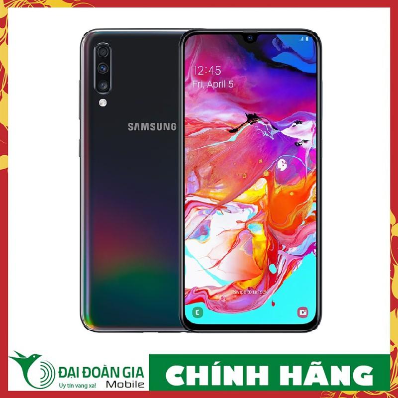 Điện thoại Samsung A70 - Phiên bản 128G