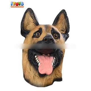 Mặt nạ đầu Chó – mặt nạ hóa trang thành Chó – Đồ hóa trang chó ITOYS – [ DVHT5 ] mã SP6978