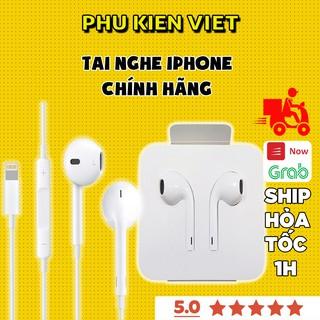 Tai Nghe iPhone Chính Hãng cho 7/7plus/8/8plus/x/xr/xs/11/12/pro/max/plus/promax - Phụ Kiện Việt
