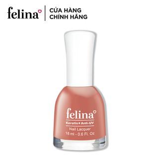 Sơn móng tay Felina 18ml - Màu Hồng nude - Code CS325