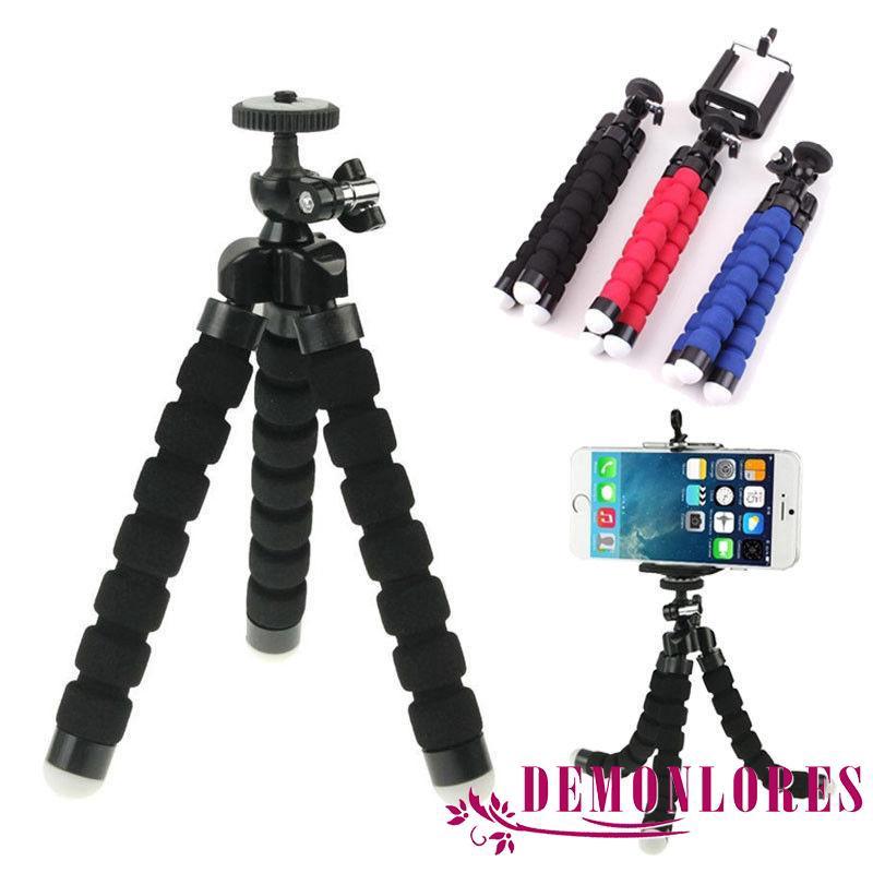 Giá đỡ mini tripod cho máy ảnh và điện thoại di động