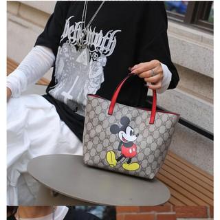 Túi xách in họa tiết chuột Mickey xinh xắn hợp thời trang