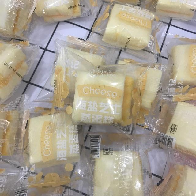 Bánh cheese paul kei