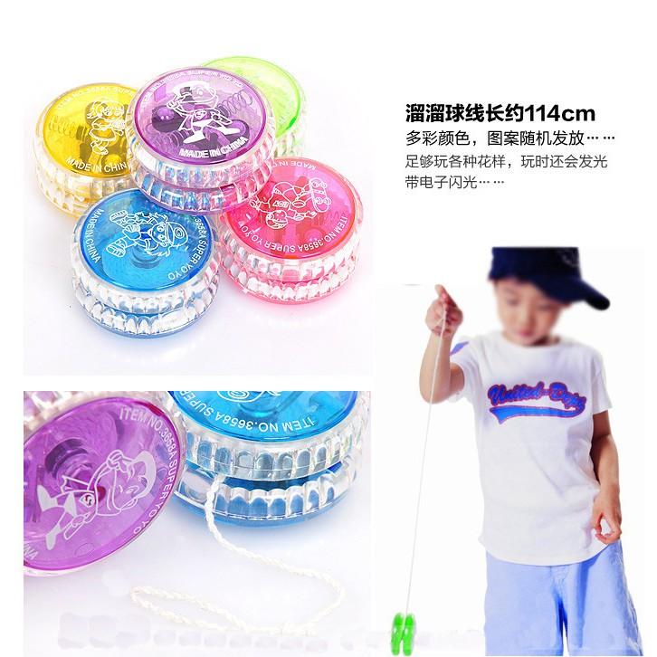 Đồ Chơi Yo-yo Có Đèn Led Phát Sáng Cho Bé