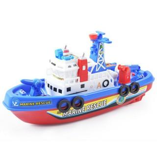 [ Hàng Có Sẵn ] Tàu Thủy Phun Nước Cho Bé F1 NC201