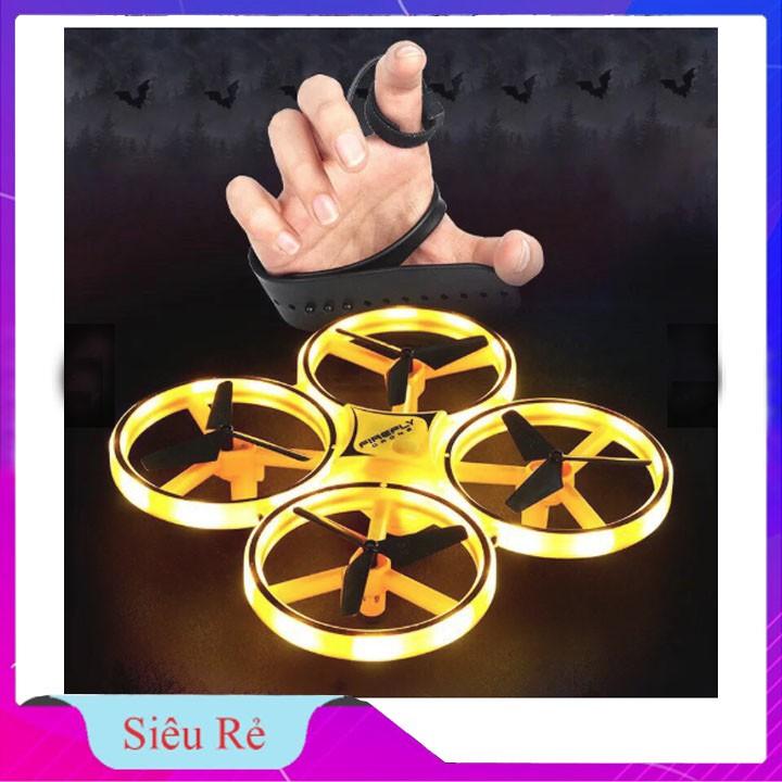 ( FreeShip 150k )  Máy bay điều khiển từ xa,Máy bay cảm biến bằng tay UFO ( Rẻ bất ngờ )