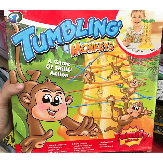 Bộ đồ chơi rút khỉ