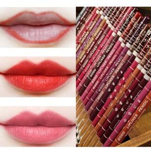 chì kẻ viền môi Vacosi Lipliner Pencil No.3 - Red Rose