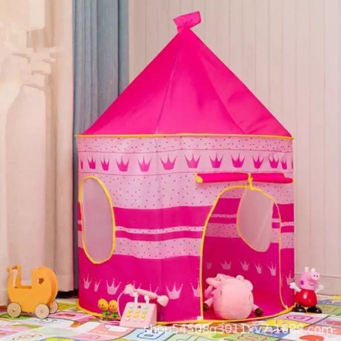 TENDA Lều hình lâu đài xinh xắn dành cho bé 018-23