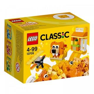 Mô Hình Lego Classic – Lắp Ráp Classic Màu Cam 10709 (60 Mảnh Ghép)