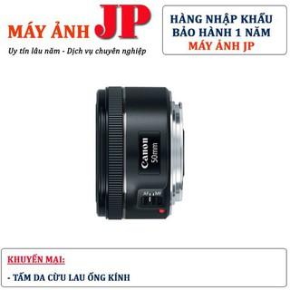 Ống kính Canon EF 50mm F1.8 STM - Hàng Chính Hãng thumbnail