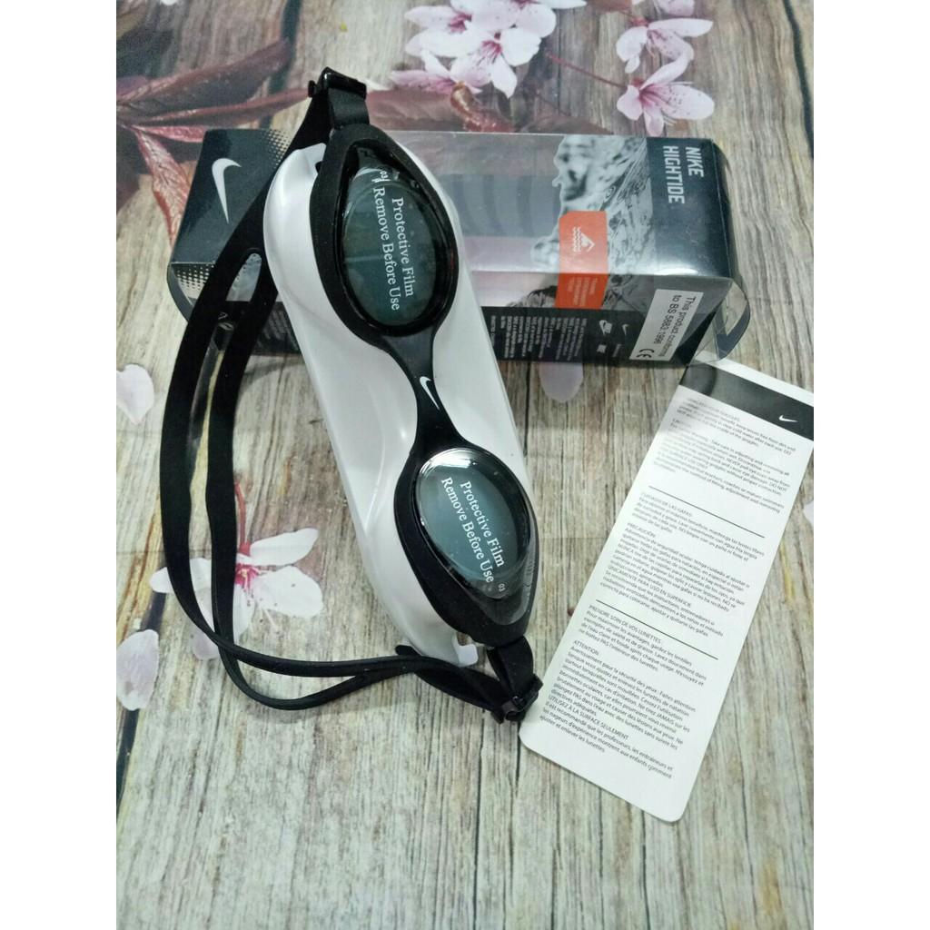 Kính bơi Nike -M4-xách tay Anh- có bill mua hàng chính hãng- Thích hợp cho người từ 28-88kg