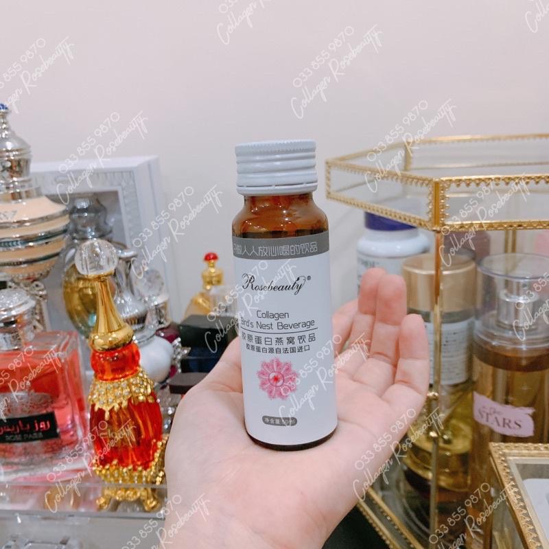 Collagen Yến Rose Beauty (trắng sáng hồng hào x10)