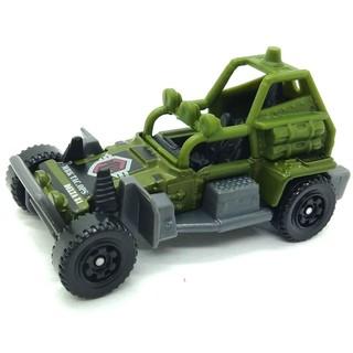 Xe mô hình Matchbox Sahara Sweeper FHH85