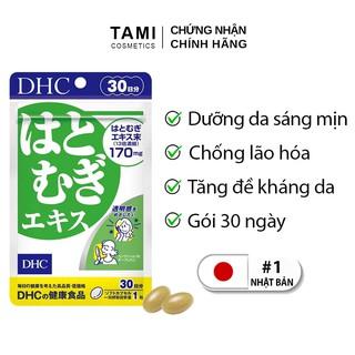 Viên uống trắng da DHC Nhật Bản dưỡng ẩm và tăng cường đề kháng da thực phẩm chức năng 30 ngày TM-DHC-ADL30 thumbnail