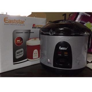 [Mã ELFLASH5 giảm 20K đơn 50K] ☘️Nồi Cơm Điện Eaststar Rẻ 1L-1,2L-1,8L-3L Lòng Dày