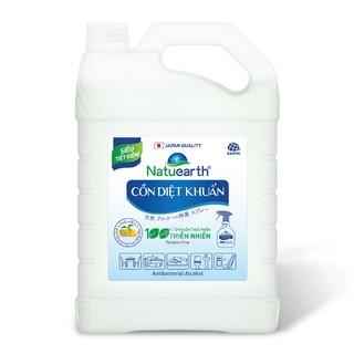 Cồn xịt diệt khuẩn Natuearth Plus 3,8 lít (Siêu Tiết thumbnail