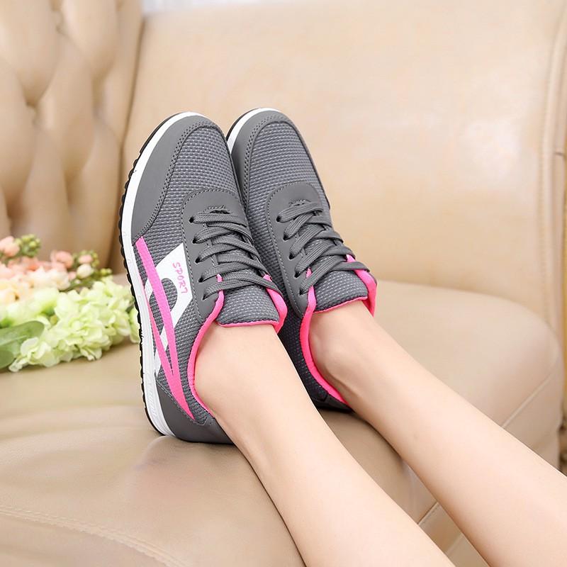 giày nữ thể thao thời trang ( xám ) - 3322374 , 470733069 , 322_470733069 , 240000 , giay-nu-the-thao-thoi-trang-xam--322_470733069 , shopee.vn , giày nữ thể thao thời trang ( xám )