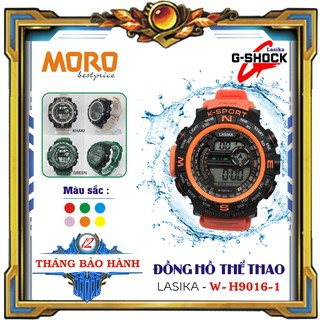 [CHỐNG NƯỚC] Đồng hồ thể thao LASIKA W-H9016-1   -- Năng động, Cá tính - Bảo hành 1 năm