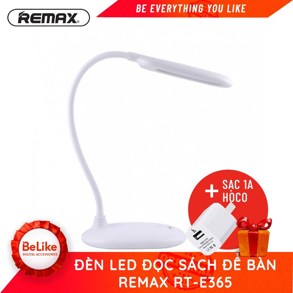 Đèn Bàn Led Remax RT-E365 / Bảo Vệ Thị Lực / Bảo Hành 12 Tháng Chính Hãng