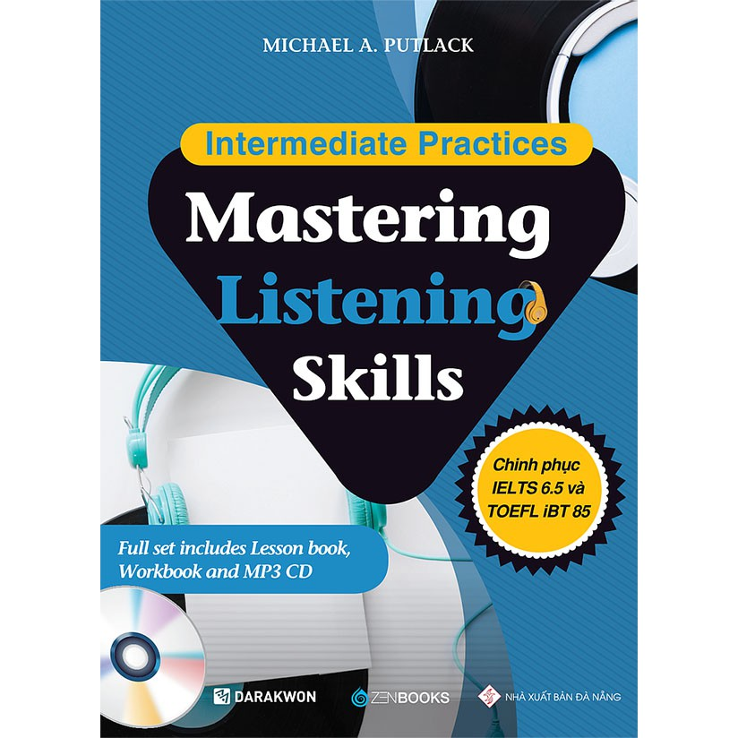 Mastering Listening Skills - Intermediate Practices (kèm CD) - 13788707 , 1677385487 , 322_1677385487 , 238000 , Mastering-Listening-Skills-Intermediate-Practices-kem-CD-322_1677385487 , shopee.vn , Mastering Listening Skills - Intermediate Practices (kèm CD)