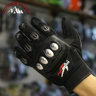 Găng tay Probiker dài ngón gù inox thumbnail