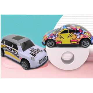 Đồ chơi xe ô tô mô hình hiệu Híp s Toys, Model 2018-43A bằng hợp kim 3