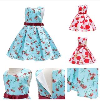 Đầm Xòe Công Chúa Xinh Xắn Cho Bé Gái váy trẻ em váy cô gái thời trang trẻ em váy cưới mặc dự tiệc