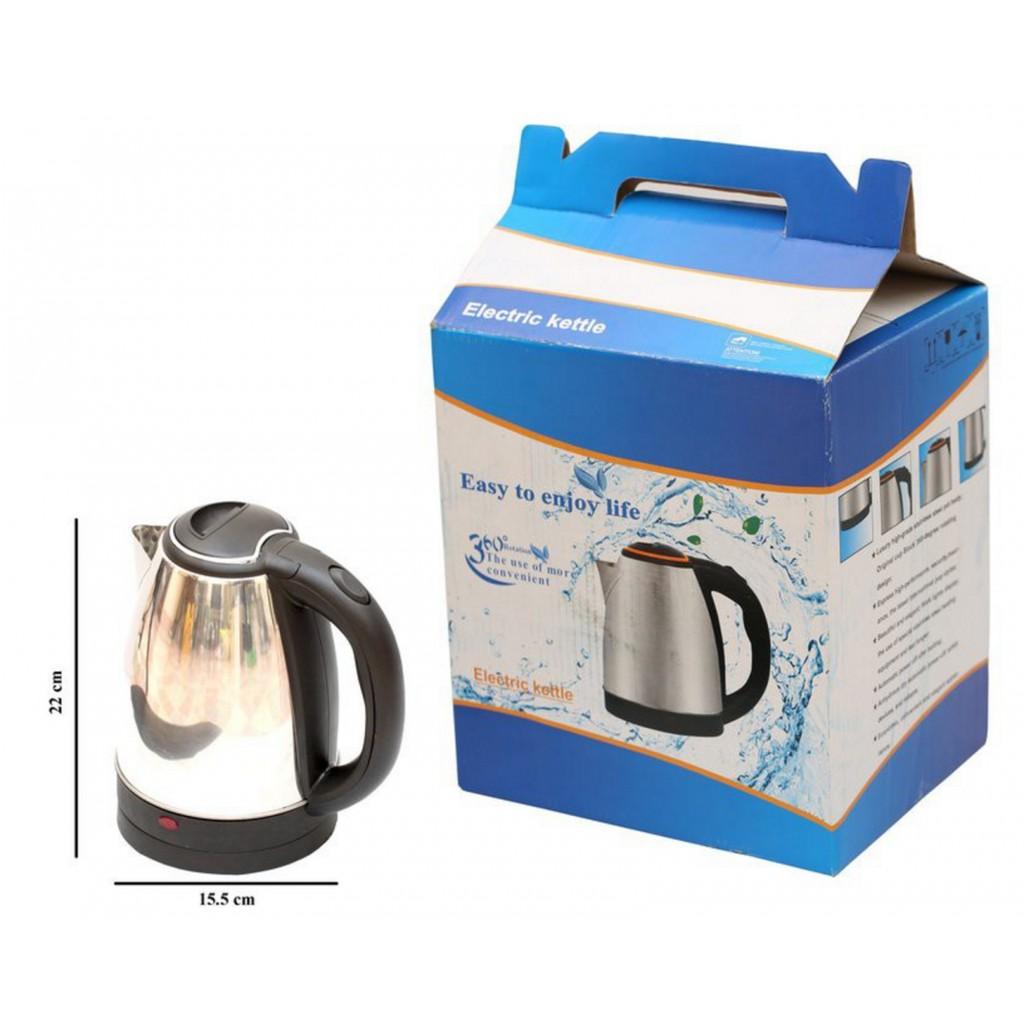 Combo 2 Ấm đun nước siêu tốc Electric Kettle 1.8L