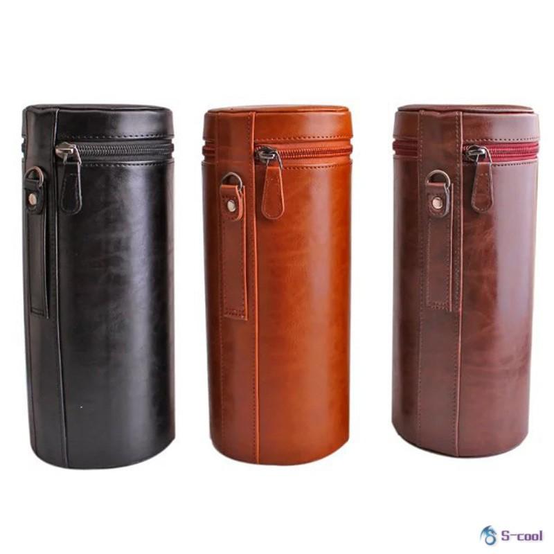 Túi da PU bọc bảo vệ ống kính máy ảnh SLR - 14750671 , 2425766348 , 322_2425766348 , 358330 , Tui-da-PU-boc-bao-ve-ong-kinh-may-anh-SLR-322_2425766348 , shopee.vn , Túi da PU bọc bảo vệ ống kính máy ảnh SLR