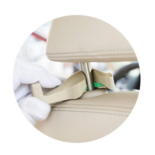 Móc treo đồ ô tô gài sau ghế - Better Car
