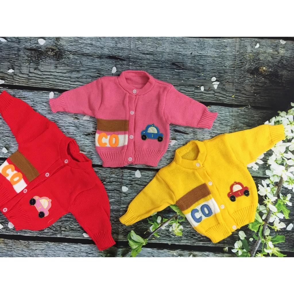 Áo len sơ sinh cho bé 3 đến 6kg, Áo len hình ô tô - 9997348 , 572206586 , 322_572206586 , 60000 , Ao-len-so-sinh-cho-be-3-den-6kg-Ao-len-hinh-o-to-322_572206586 , shopee.vn , Áo len sơ sinh cho bé 3 đến 6kg, Áo len hình ô tô