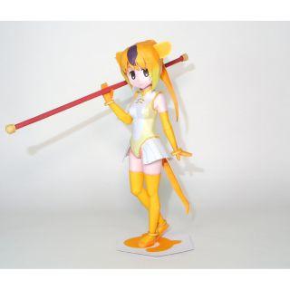 Mô hình giấy anime girl Kinshi Kou