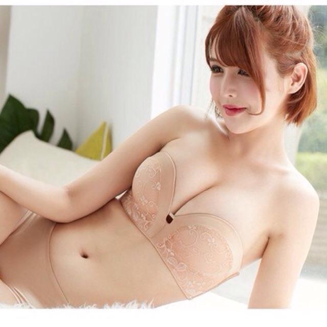 Siêu phẩm áo lót chống tụt hình bàn tay nâng ngực