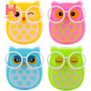 Cut Cartoon Owl Light Led Animal Nightlight Auto Control Sensor Lamp Child Kids