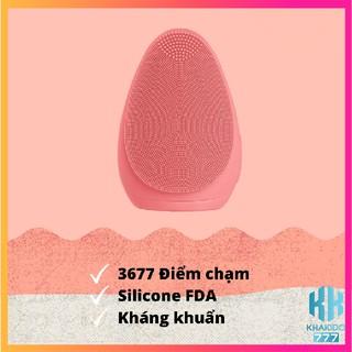 Máy Rửa Mặt Chuẩn Spa Emmié by Happy Skin Premium Cleansing Brush [Phân Phối Chính Hãng] thumbnail