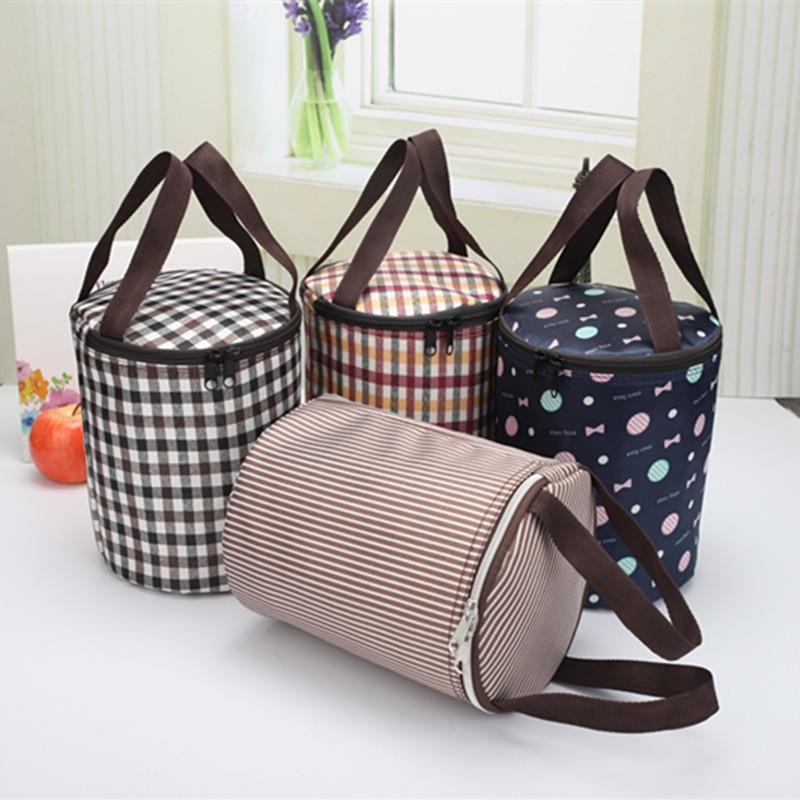 Túi giữ nhiệt cho hộp cơm văn phòng siêu nhẹ nhiều kích thước