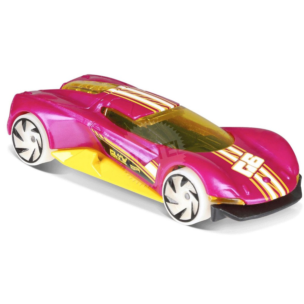 Xe Hot Wheels Glow Wheels 1/10 Crescendo ( Hot wheel – Hotwheel – Hotwheels )