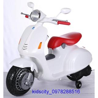 Xe máy điện trẻ em Vépa loại 1 (sẵn hàng)