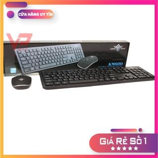 Bàn phím chuột không dây Warship KM600 cho Smart TV,Máy tính chính hãng thumbnail