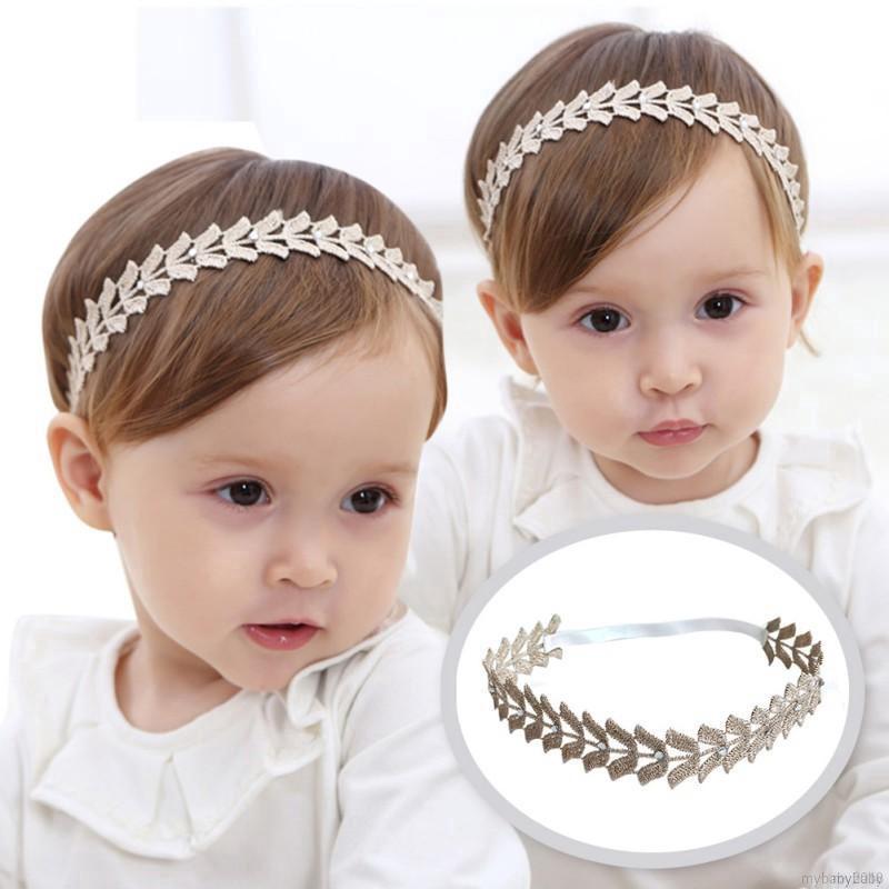 Băng đô cài tóc dễ thương cho bé gái ( 0-3 tuổi )