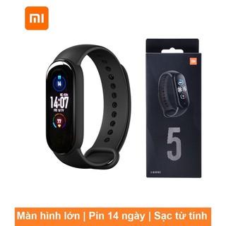 Miband 5 - Vòng tay thông minh Xiaomi Mi Band 5 - Đồng hồ thông minh Xiaomi Miband 5
