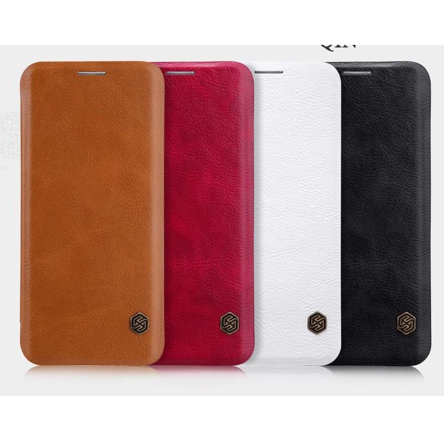 Bao da Samsung Galaxy S8 / S8 Plus - Nillkin Qin PU Leather - 2779188 , 217190596 , 322_217190596 , 120000 , Bao-da-Samsung-Galaxy-S8--S8-Plus-Nillkin-Qin-PU-Leather-322_217190596 , shopee.vn , Bao da Samsung Galaxy S8 / S8 Plus - Nillkin Qin PU Leather