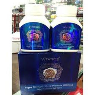 Nhau thai cuu Vitatree hàm lượng 60000 60v