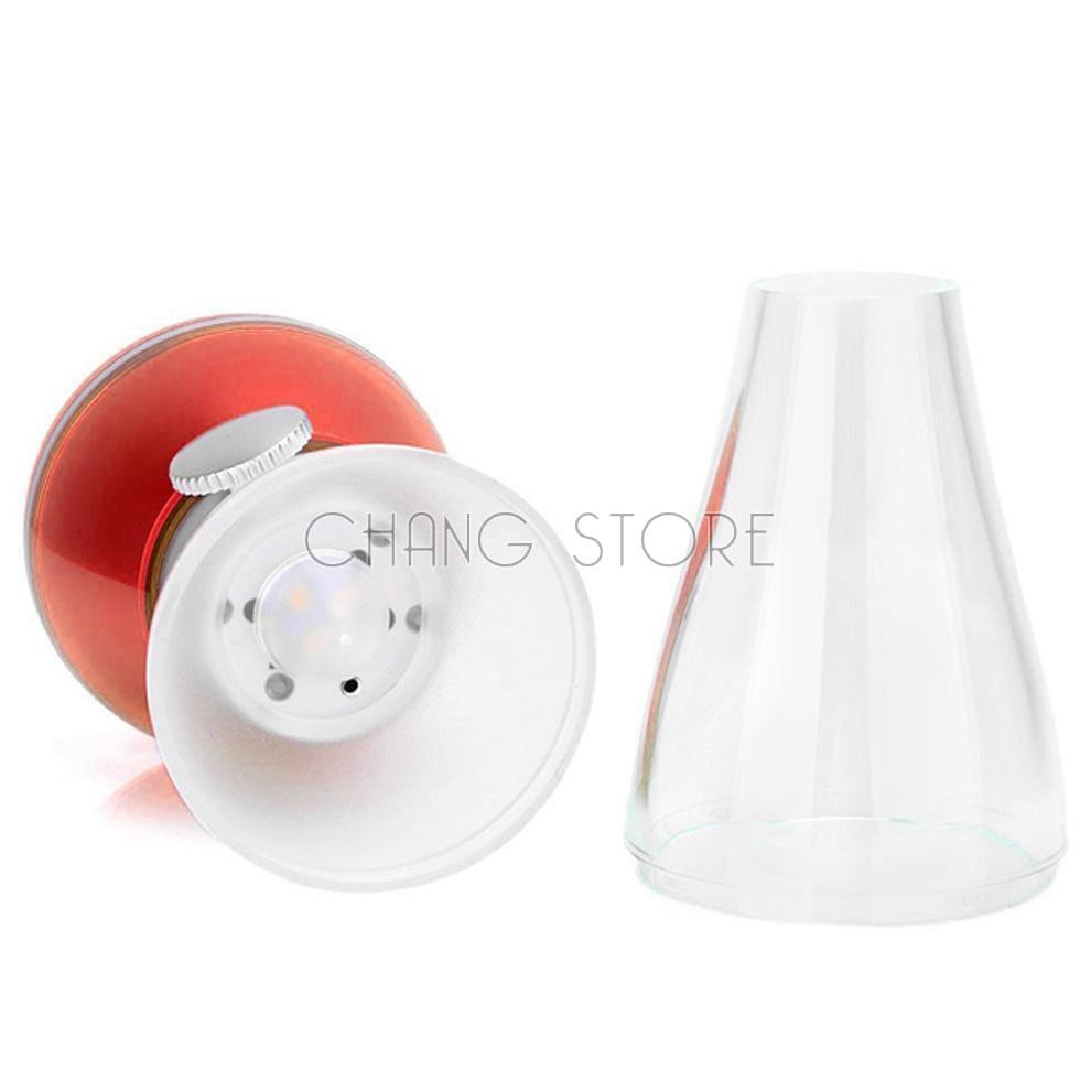 Đèn Dầu Cảm Ứng, Đèn Thờ Cảm Ứng Điện Tử LED Thổi Bật Tắt Thông Minh, Tiện Lợi