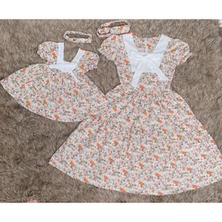 váy đôi mẹ và bé ⚡FREESHIP⚡ Váy đầm đẹp cho bé yêu  Hàng Thiết Kế Cao Cấp cho bé từ 1 - 8 Tuổi