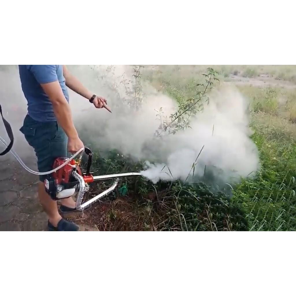 Máy phun khói khử trùng trang trại cho trâu, bò, lợn TL-35N Mitsuyama phòng chống dịch bệnh
