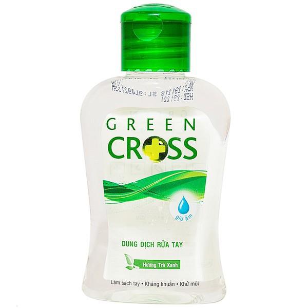 ✅ Nước Rửa Tay Khô: Green Cross Diệt khuẩn 99% (hàng công ty) - VT0314