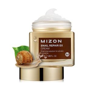 Kem dưỡng trắng chống lão hóa Mizon Snail Repair EX Cream 50ml - 9954974 , 439190404 , 322_439190404 , 1259000 , Kem-duong-trang-chong-lao-hoa-Mizon-Snail-Repair-EX-Cream-50ml-322_439190404 , shopee.vn , Kem dưỡng trắng chống lão hóa Mizon Snail Repair EX Cream 50ml